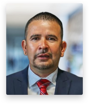 Carlos, an employee of Mercedes of Los Angeles