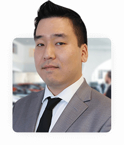 Meet Jason Hong He is our korean speaking employee at Paragon Acura