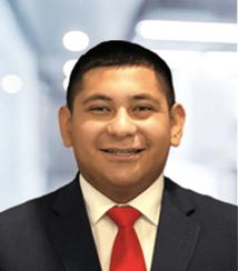 Meet Abraham, Certified Sales Representative.