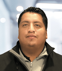 Meet Misael, Assistant Manager.